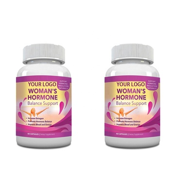 Hormone Balance Syrup Women Nutritional Health Promote Hormone And Mind Supplement