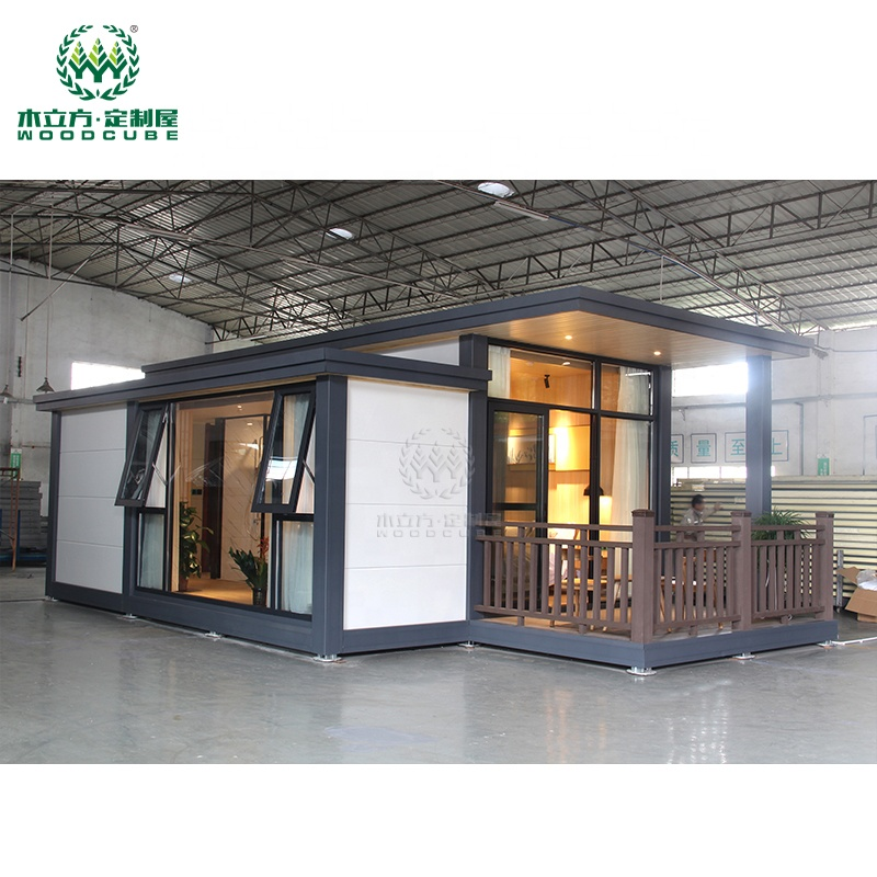 Mobile prefab container house luxury modular homes