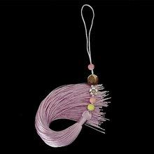 Брелок для ключей с кисточками, детская игрушка Mo Dao Zu Shi Chen Qing Ling, детский карнавальный костюм, аниме аксессуары, игрушка(Китай)