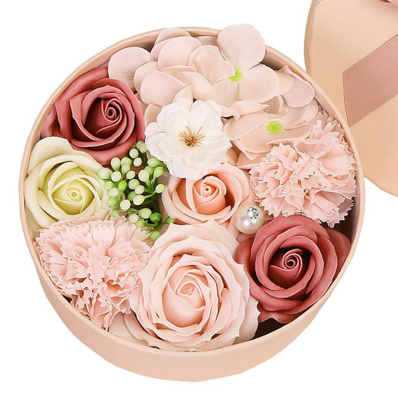 1PC Rose Bouquet Soap Artificial Flower Party Wedding Valentine/'s Day Gift