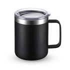 Cup Handle 2020 Double Walled Insulated Stainless Steel Coffee Cup With Handle