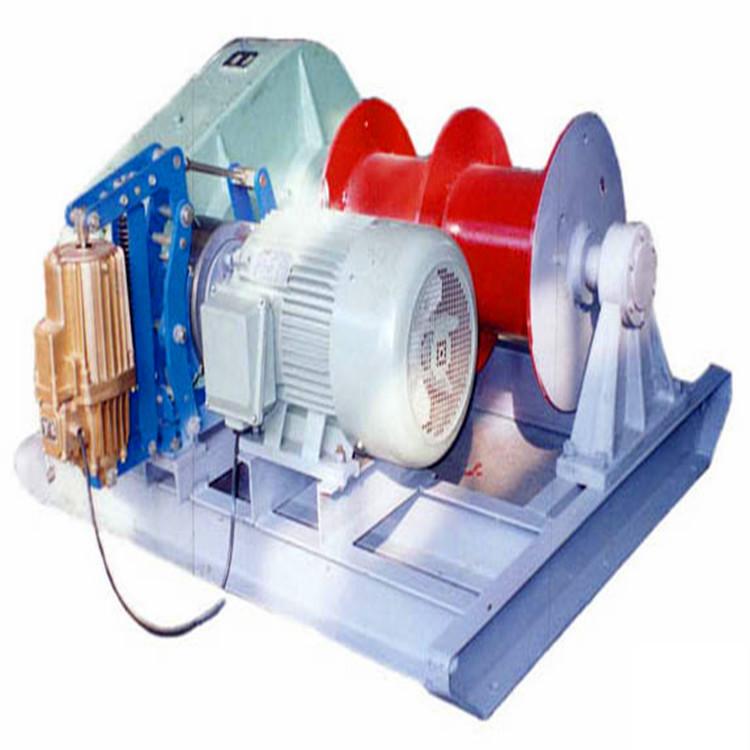 Es 240V Motor Lift 15 Ton Hydraulic Winch
