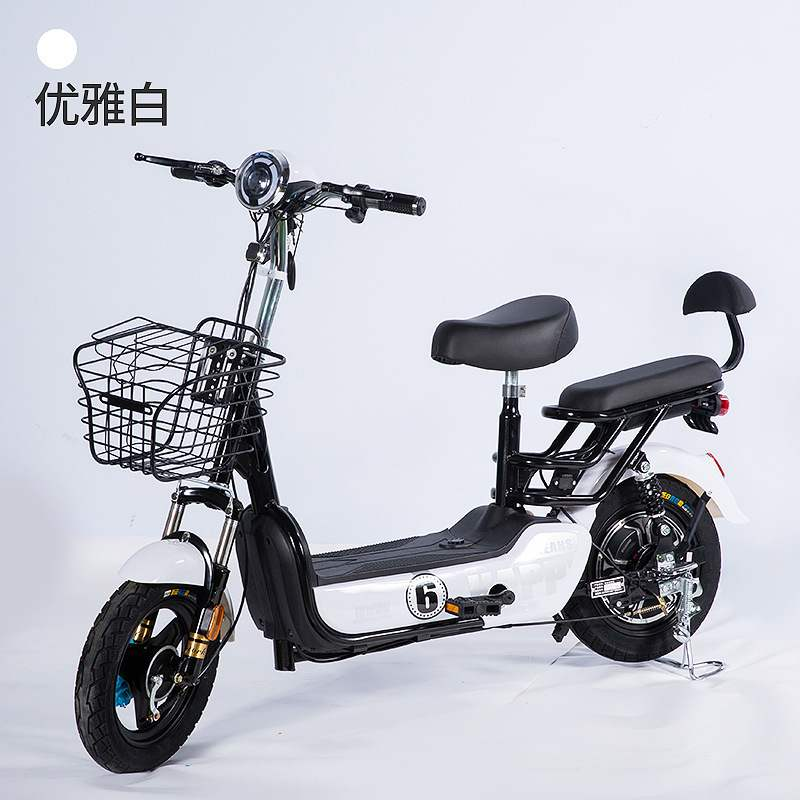 Электровелосипед с двигателем 350 Вт, свинцово-кислотная батарея, электровелосипед с 48v12a свинцово-кислотной батареей
