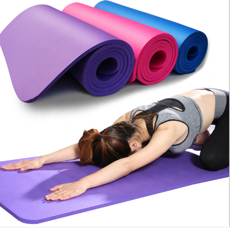 Good Price Nbr Gym Exercise Yoga Mat For Sale Buy Yoga Mat Exercise Mat Pilate Mat Product On Alibaba Com