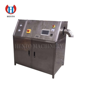 China Manufacturer Electric Automatic Dry Ice Maker / Dry Ice Pelletizer Machine / Ice Maker Co2