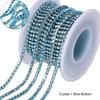Crystal + Blue Base