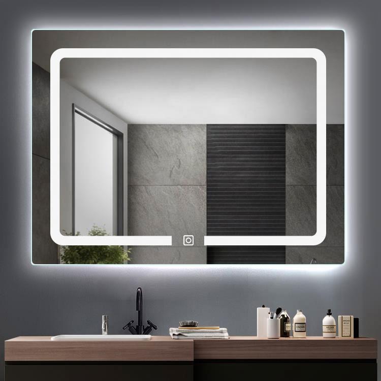 Rectangle Oval Triangle Bathroom Mirror Set Mdf Dressing Table Large Vanity Mirror Led Display Bathroom Cabinet Mirror Buy Bathroom Cabinet Mirror Mirror Led Display Large Vanity Mirror Product On Alibaba Com