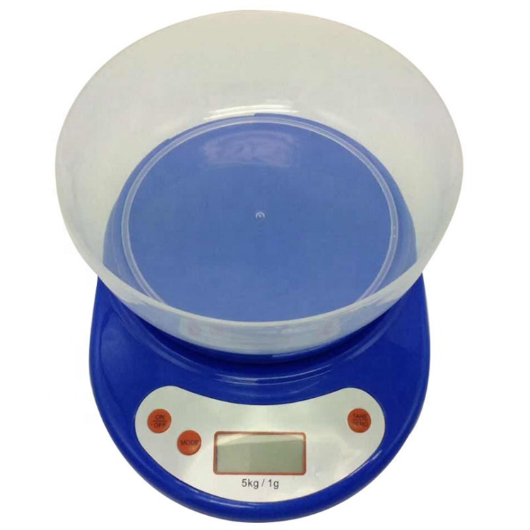 Popular Kitchen Digital Weight Scale, Multifunction Smart Household Bakers Math Kitchen Scale