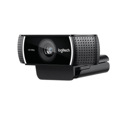 Logitech C922 Pro 1080p Streaming Camera Records Built-in Microphone with Tripod