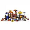 5101L jardín de infantes juego al aire libre Juegos al aire libre triple diapositiva 1000*530*350cm