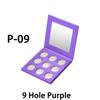 P-09, 9 Hole Purple