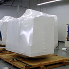 Flame Wrap Shrink Wrap Flame Retardant Transportation Equipment Heat Shrink Wrap