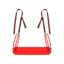 Тянущаяся полоса сопротивления для помещений, горизонтальная планка для тренировок, эластичная веревка или двойная ручка HB88(Китай)