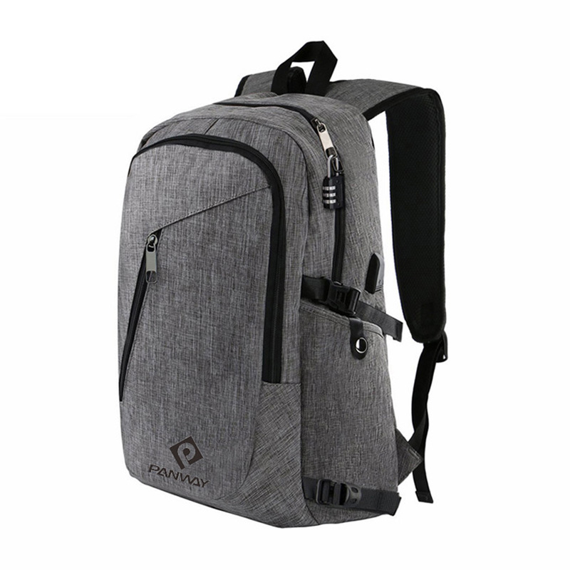 Custom backpack Fashion Business Travel Laptop Anti Theft Slim Laptop Bookbag College School Backpack Bag