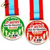 Running medal 8