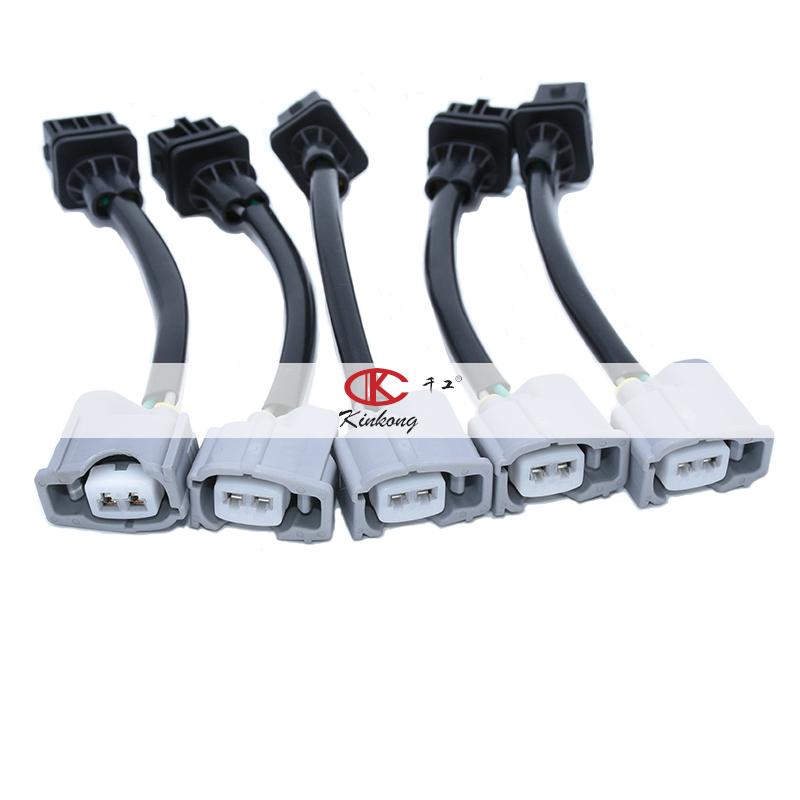 Kinkong Custom OBD2 RDX 410cc перемычка для преобразования топливного инжектора