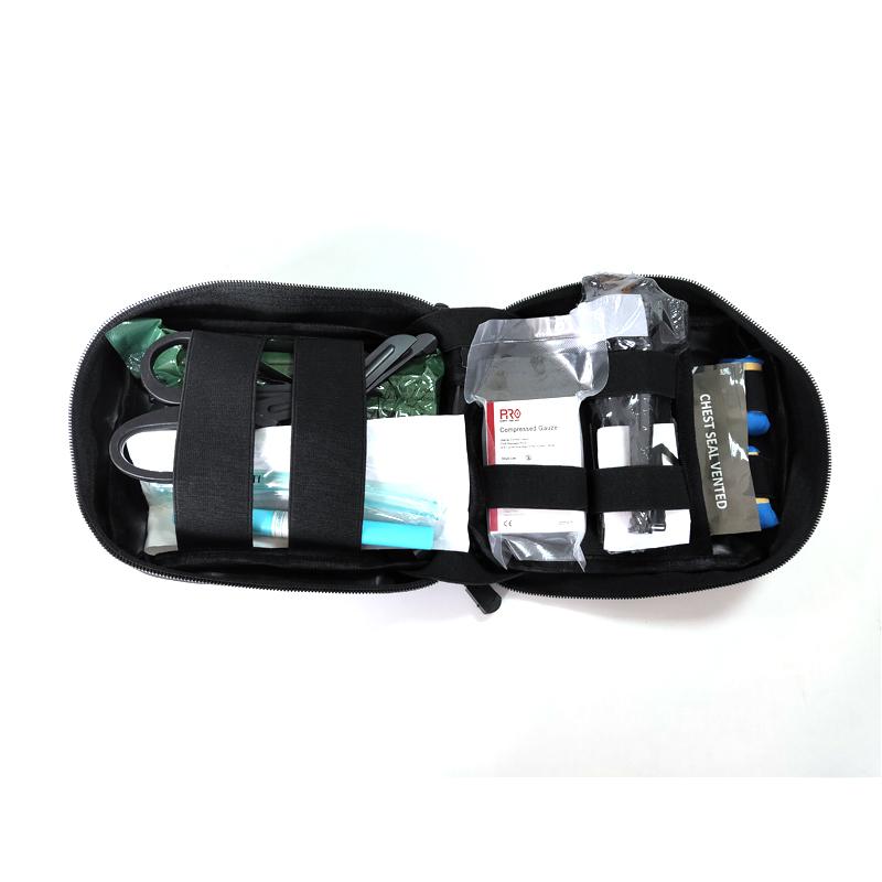 Медицинское оборудование для оказания первой помощи при травмах на открытом воздухе, комплект для предотвращения кровотечения, Тактическая Военная сумка, рюкзак для выживания, Сумка Molle