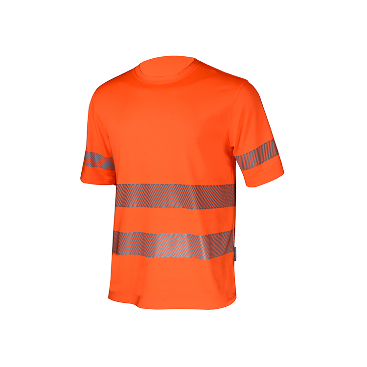 Wholesale High Quality Workwear high visibility safety men's t-shirt with reflective - KingCare | KingCare.net