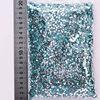 Silver base Aquamarine