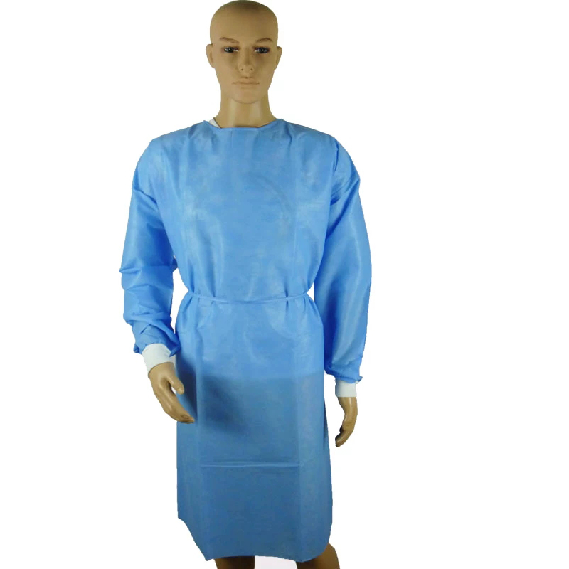Washable Gown Ppe Gowns Water Proof - KingCare | KingCare.net