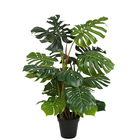 Artificial Plant Artificial Plants 120cm Artificial Plant Monstera