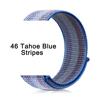 46 Tahoe Blue Stripes