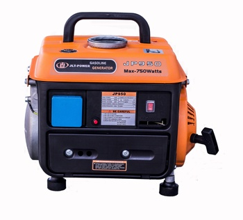 Small Petrol Generator Set 650W With RoHS 2.0