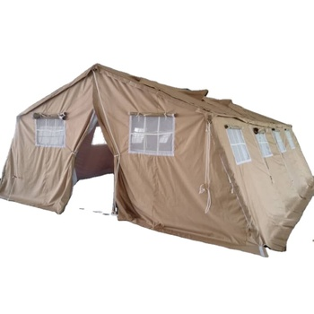Famous Brand Plc Large Military Canvas Wall Tent From China