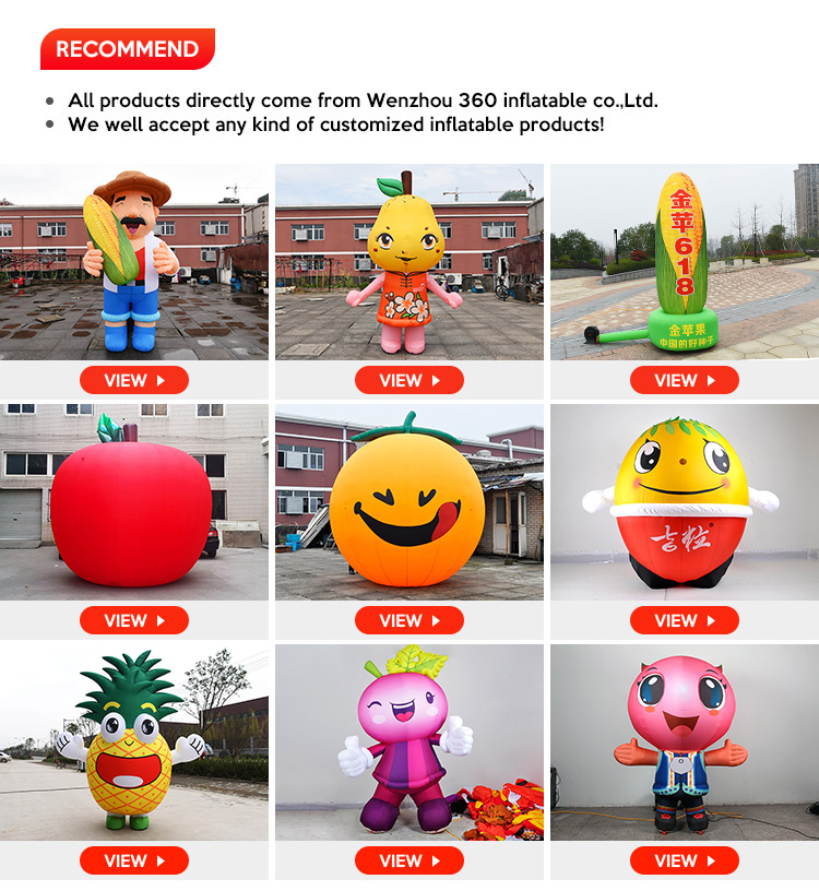 2020 New Halloween Decoration LED Lights Pumpkin,Outdoor inflatable advertising halloween product,giant inflatable model pumpkin