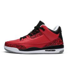 Воздухопроницаемая Баскетбольная обувь; модные повседневные баскетбольные кроссовки; Легкие мужские кроссовки; Баскетбольная обувь(Китай)
