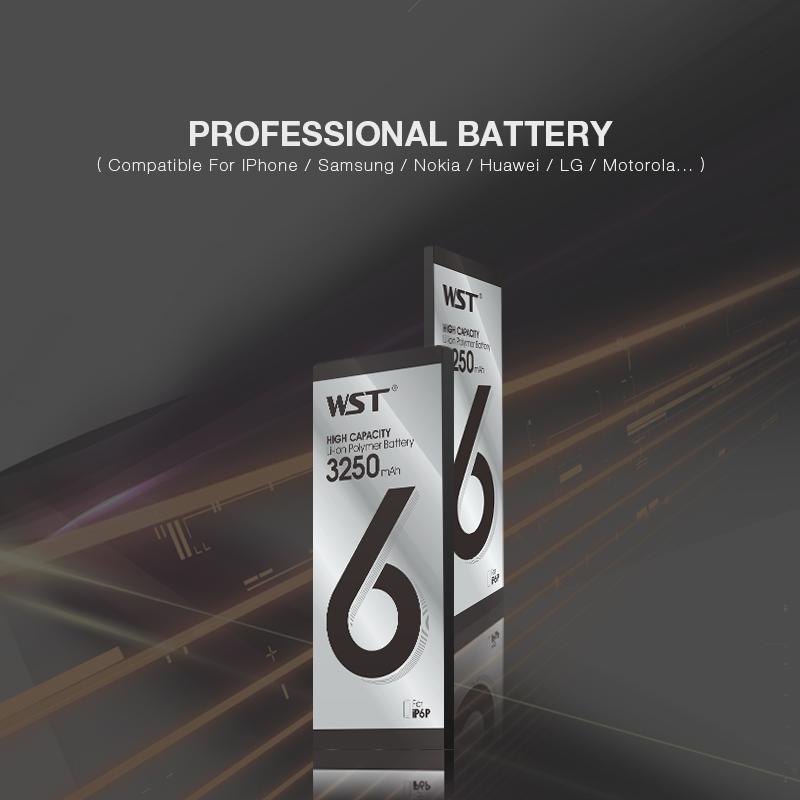 Долгое время работы в режиме разговора, полимерный аккумулятор 2915 мАч oem для iphone 6s 6plus 6s plus