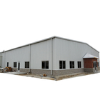 Chinese Fabricator Qualified Prefabricated Industrial Steel Structure Frame Workshop Plant Construction
