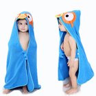 Kids Beach Towel For Beach Towels For Kids Cotton Kids Cartoon Baby Beach Towel Hooded Children Animal Cotton Bath Towel For Warmer