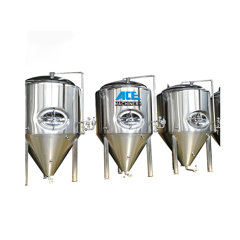 Sales Of Innovative Products For Beer Fermentation Tanks