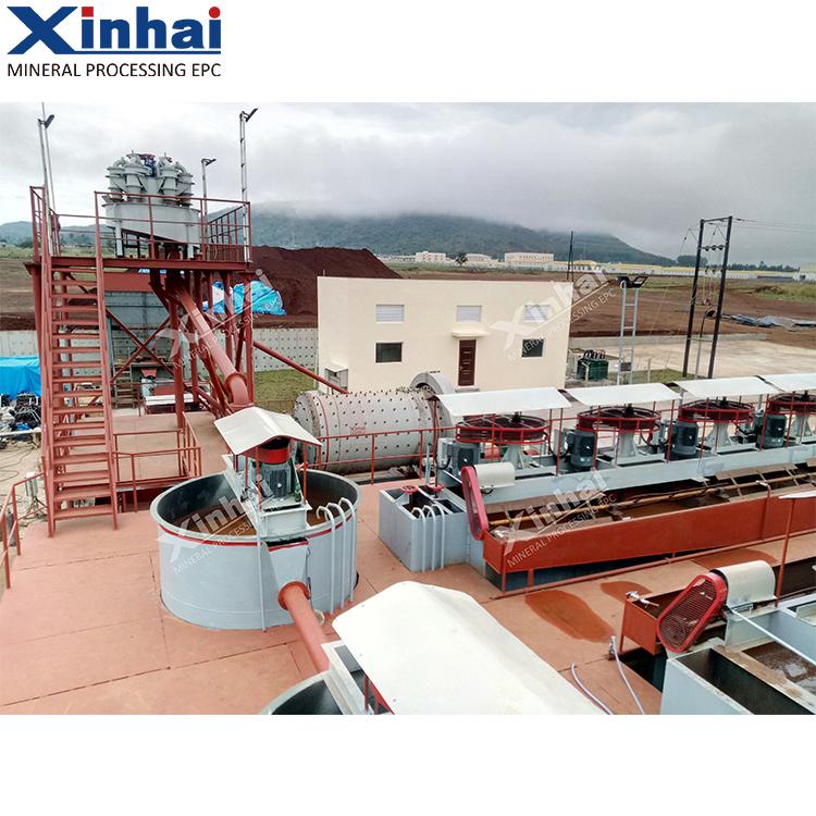 HOT!! Magnetite Iron Ore Beneficiation Plant / Processing Mining Equipment