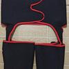 08 High waist red