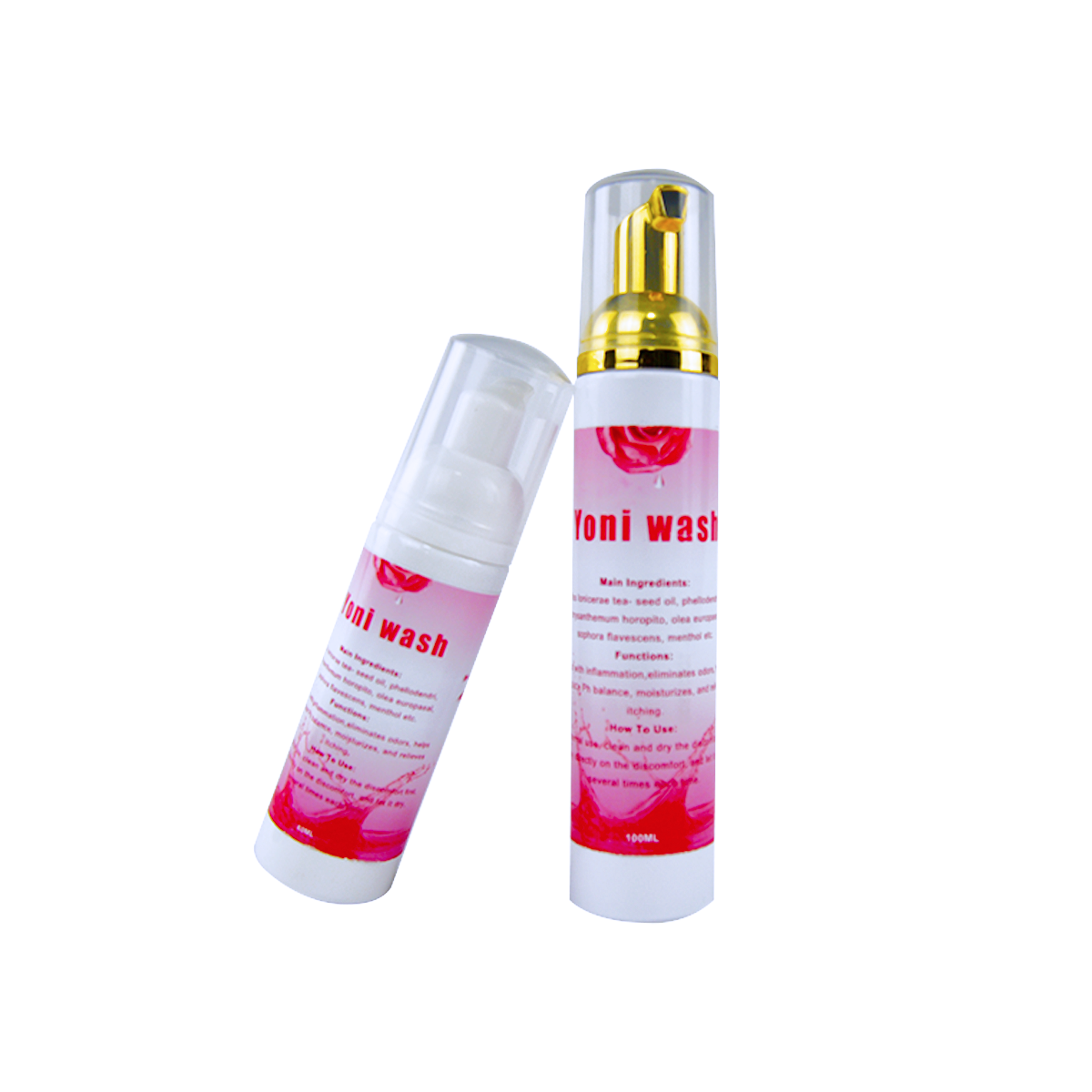 100% natural natural tightening organic yoni spray feminine wash hygiene for vagina care private label