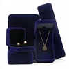 Necklace:  9*9*4cm Royal blue