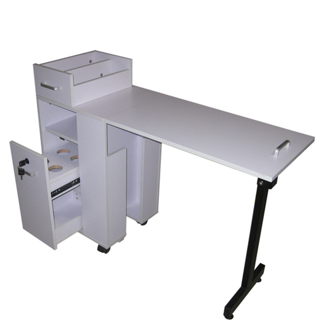 Folded Manicure Table Used In Nail Tables For Sale Buy Product On Alibaba Com