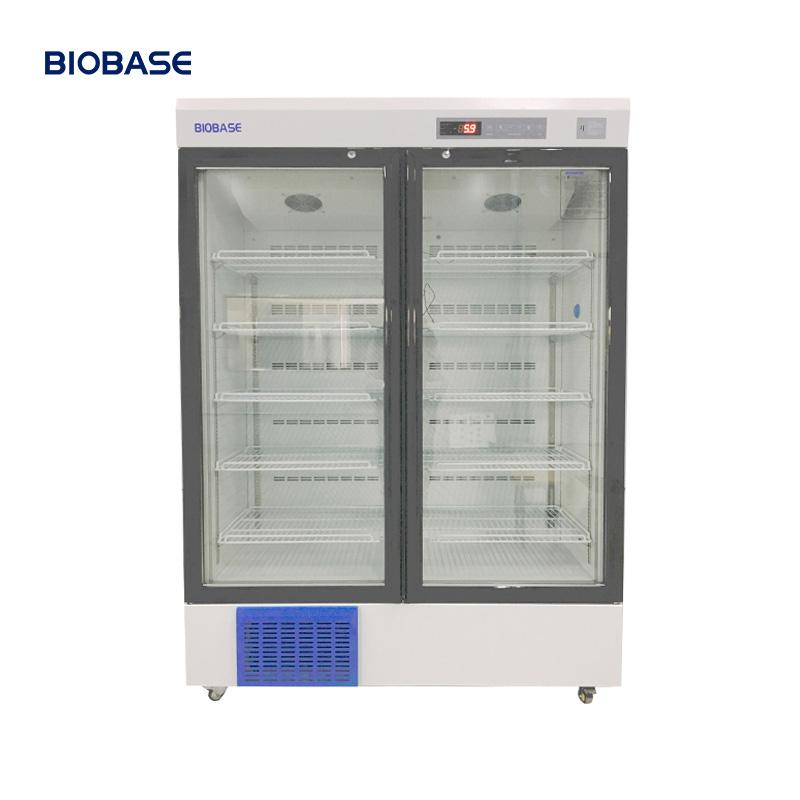 Biobase лабораторный холодильник, банк крови, непрерывная вакцина, Морозильный холодильник