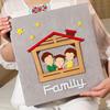 אפור המשפחה