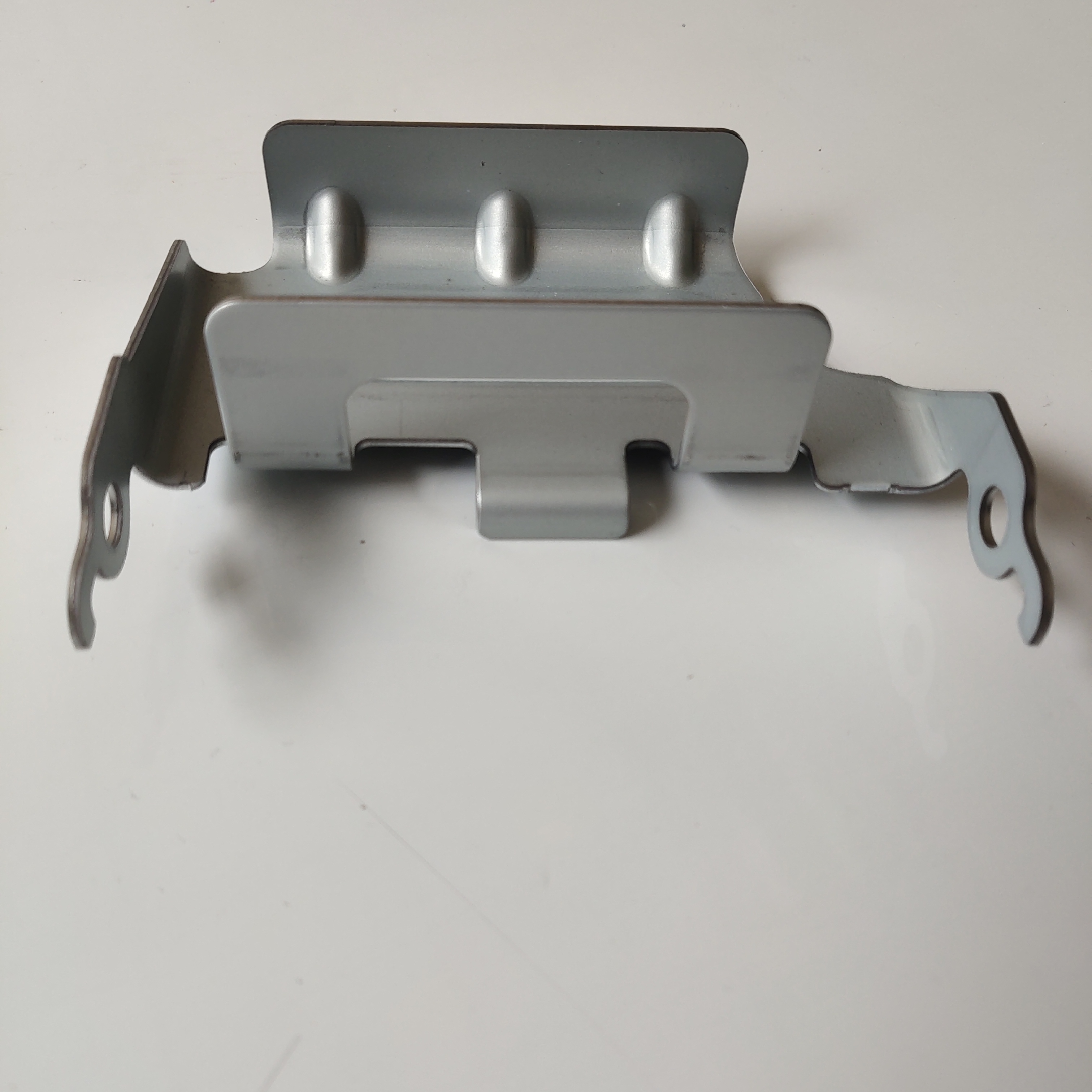 Fuel pump bracket Stainless steel carbon steel precision CNC engine custom parts are widely used in aircraft engines