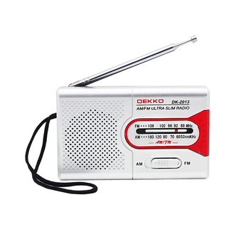 Best Sale Promotional Gift Mini AM FM Portable Radio