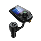 Mp3 High Quality Stereo Bluetooth Mp3 Transmitter Car Mp3 Player With Lcd Display