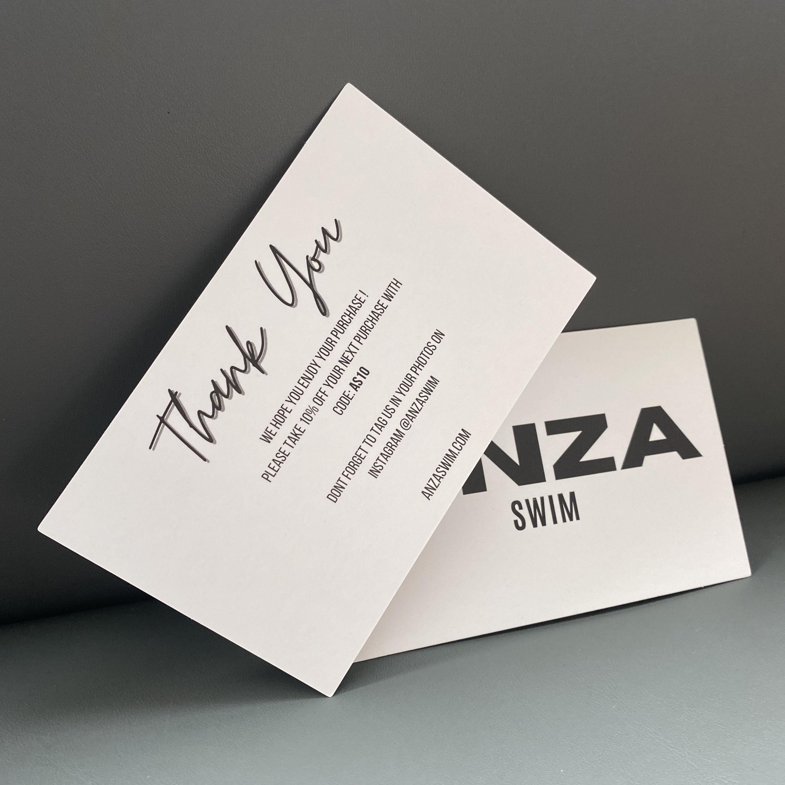 Высококачественная Черная поздравительная открытка на заказ, штамп из тисненой золотой фольги, спасибо