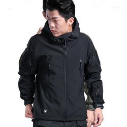 Designer Army Military Sports Windbreaker Waterproof Hiking Men's Jackets For Winter