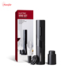 [ABS-All Black] 4-piece wine set 2 -without light