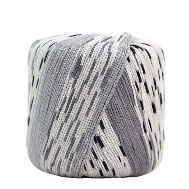 China smb bamboo blend yarn mill best selling bamboo knitting yarn manufacturer 2.8Nm bamboo cotton yarn