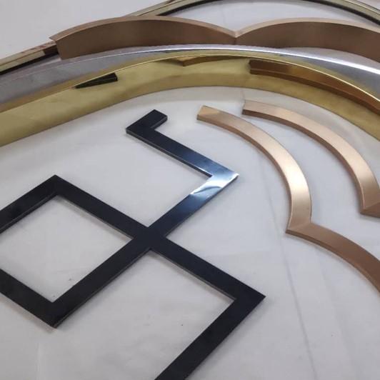 Building construction materials ceramic wall metal tile edge finishing trim