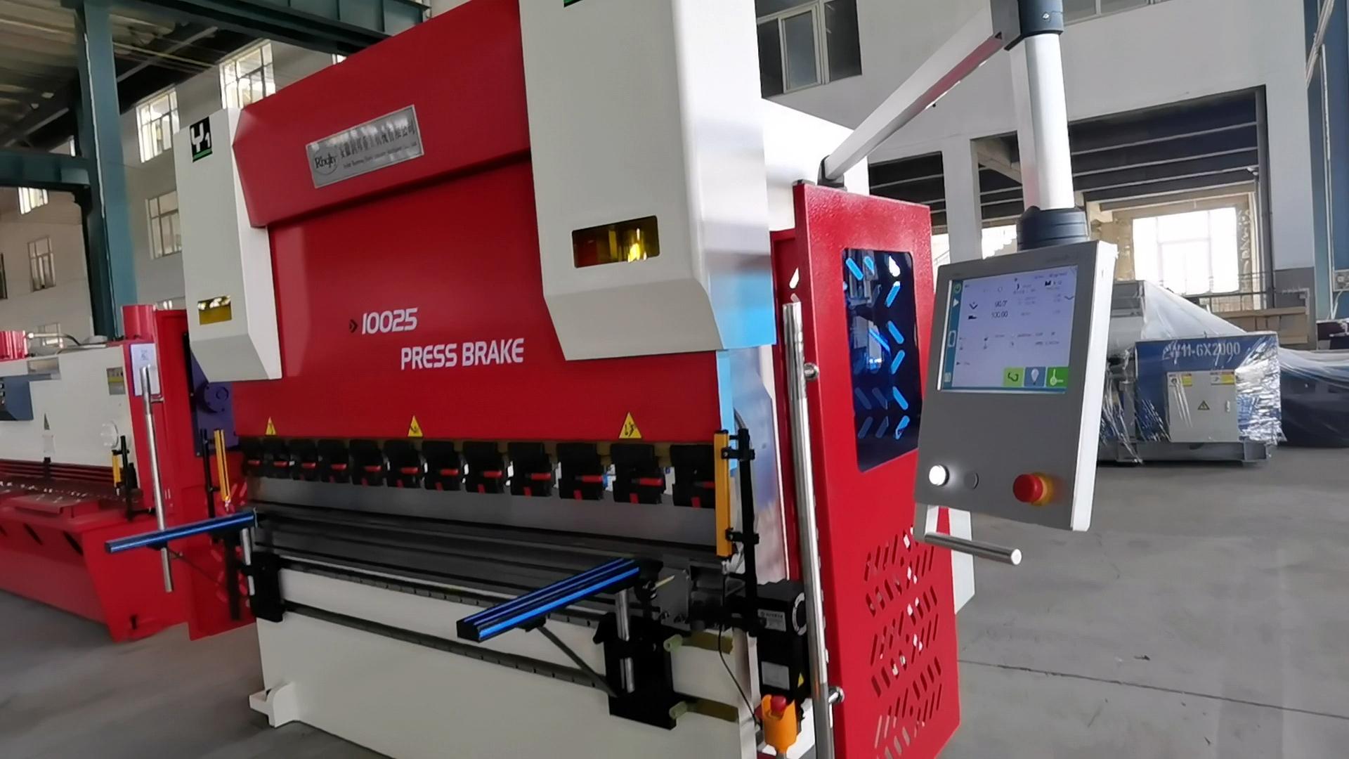 125  ton press brake for sale price